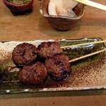 づぼら寿司 - 蛸のつくね ¥600
