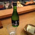 づぼら寿司 - 冷酒 五橋 ¥900