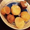 伊勢かぐらばリゾート 千の杜 - 料理写真:ランチ バイキング サーターアンダギー、シュークリーム、チョコケーキ