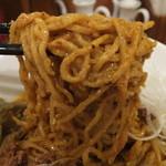 担々麺 ほおずき - 汁なし担々麺中盛り特辛
