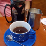 ムーミンハウスカフェ - ブルーベリーコーヒー