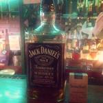 shot bar アメリカ物語 - 超特大サイズのジャック。笑
