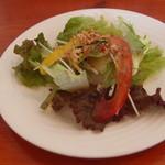 ターニップ - セットのサラダ