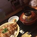 遊 - 穴子丼