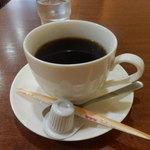 喫茶店藍 - レギュラーコーヒー 380円