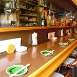 無国籍酒肴 Himeji - 1階カウンター