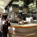 佐渡汽船直江津ターミナル売店 - 直江津ターミナルの食堂です