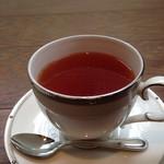 ジャック - 温かい紅茶♪