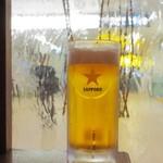 鮪市場 - 生ビール