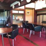 櫻山 - 店内