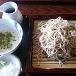 そば庵米十 - 料理写真: