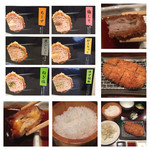 キムカツ - ■キムカツ(7種類のフレーバーから選べます) ①定番のぷれーん ②チーズ ③柚子胡椒 ④梅しそ ⑤ねぎ塩 ⑥黒胡椒 ⑦ガーリック