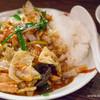 麺飯食堂 ひら匠 - 料理写真:ホイコーロー飯【2015年7月】