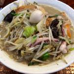 チャランポ - 豚煮干ちゃんぽん