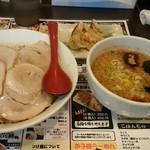 らーめん福たけ - 魚介チャーシューつけ麺