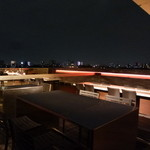 sumile TOKYO - テラス席からの眺め