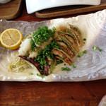 慶みん - ネギおろしポン酢 野菜餃子