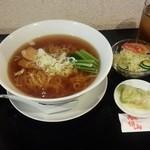醐楊山 - A 醤油ラーメン