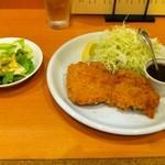 フォーメス - チキンカツ定食