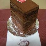 ケーキハウス・ナナ - チョコレートケーキ