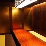 個室居酒屋 番屋 - お席は全て個室でご用意いたします。ゆるりとお過ごし下さいませ。