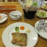 WIZ - 料理写真:夕食