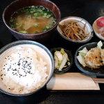 こふじもち 横川店 - *ランチ定食*