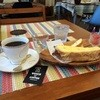 Cafe&Dining Kusabe - 料理写真:ご好意で作ってくださった、ホリデーモーニングです