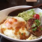 Cafe&Dining Jugemu - 和風ロコモコ丼