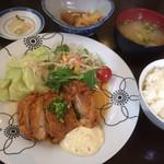 Cafe&Dining Jugemu - チキン南蛮定食