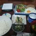 レストラン岬 - 2日目の朝食