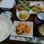 レストラン岬 - 1日目の朝食