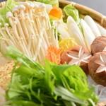 地産新鮮野菜盛り合わせ(追加野菜セット)