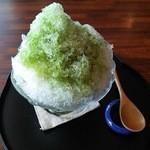 クック - かき氷抹茶ミルク