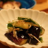 Namitokaze - 料理写真:水なすの塩もみ