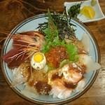 釣船茶屋 ざうお - 海鮮丼