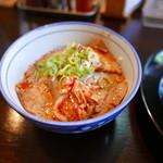 さくら食堂 - 焼肉丼350円+