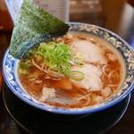 さくら食堂 - 尾道ラーメン(650円)