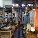 祇園饅頭 - 祇園饅頭の工場