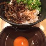 才谷梅太郎 - 卵かけ御飯