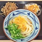 丸亀製麺 - 鬼おろし肉ぶっかけうどん