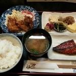 魚忠 - 日替り定食 800円(税込)