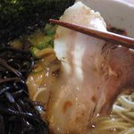 麺屋 兆良 -  バラ叉焼