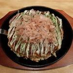 鉄板バル SOURCE 高円寺店 - お好み焼き 豚