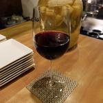 鉄板バル SOURCE 高円寺店 - お好み焼ワイン グラス