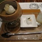 中国料理 「チャイナブルー」 - 料理長おすすめデザート