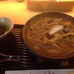 長寿亭 - 味噌煮込みうどん