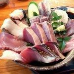 時海 - 時海丼全景