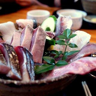 時海 - 料理写真:時海丼アップ