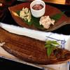 Mingeichayarokkyu - 料理写真:くちぞこ〜ミニうなぎ飯と柳川鍋セット